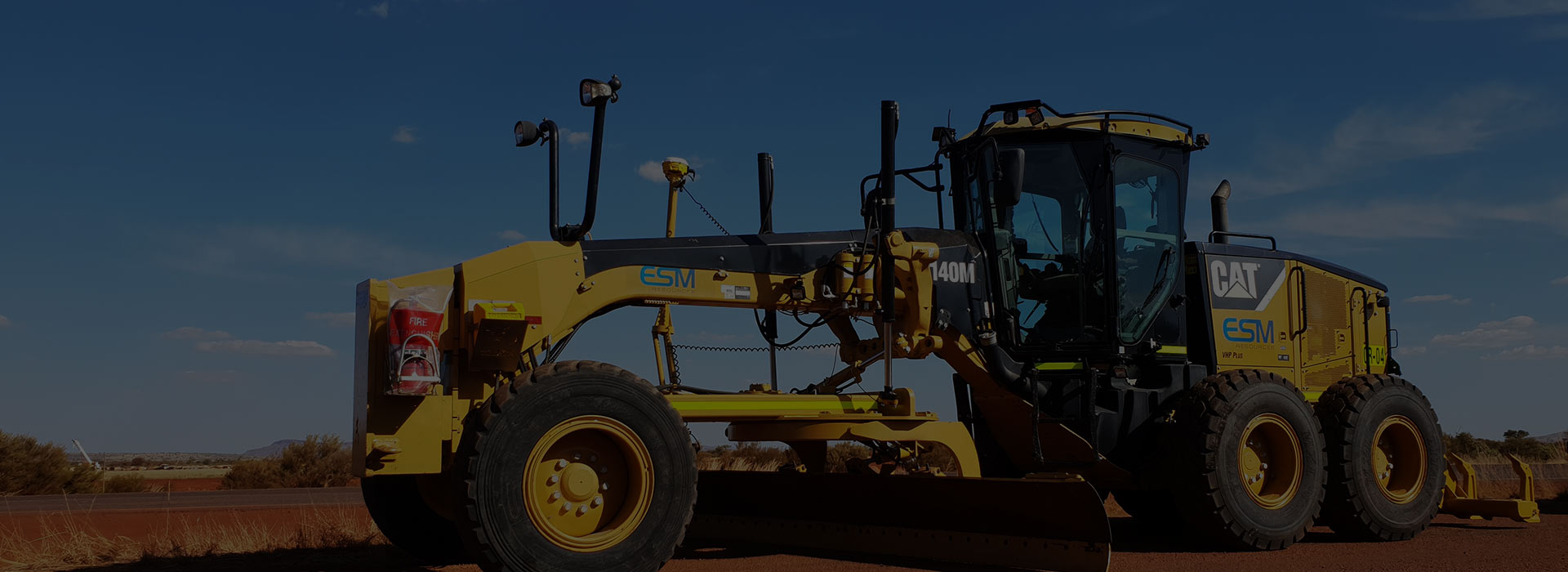 Graider plant hire equipment available for hire in Perth and the Pilbara.