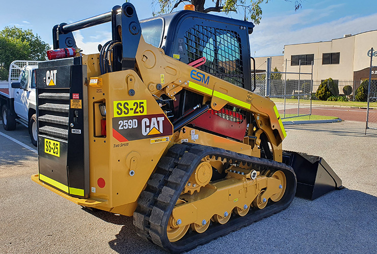Skid Steer & Bobcat Hire
