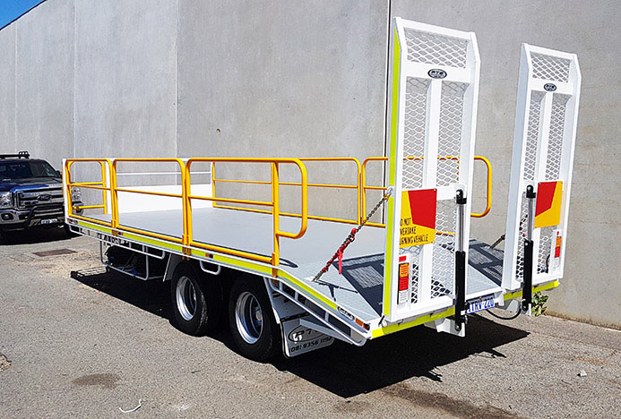 Plant Tag Trailer Hire
